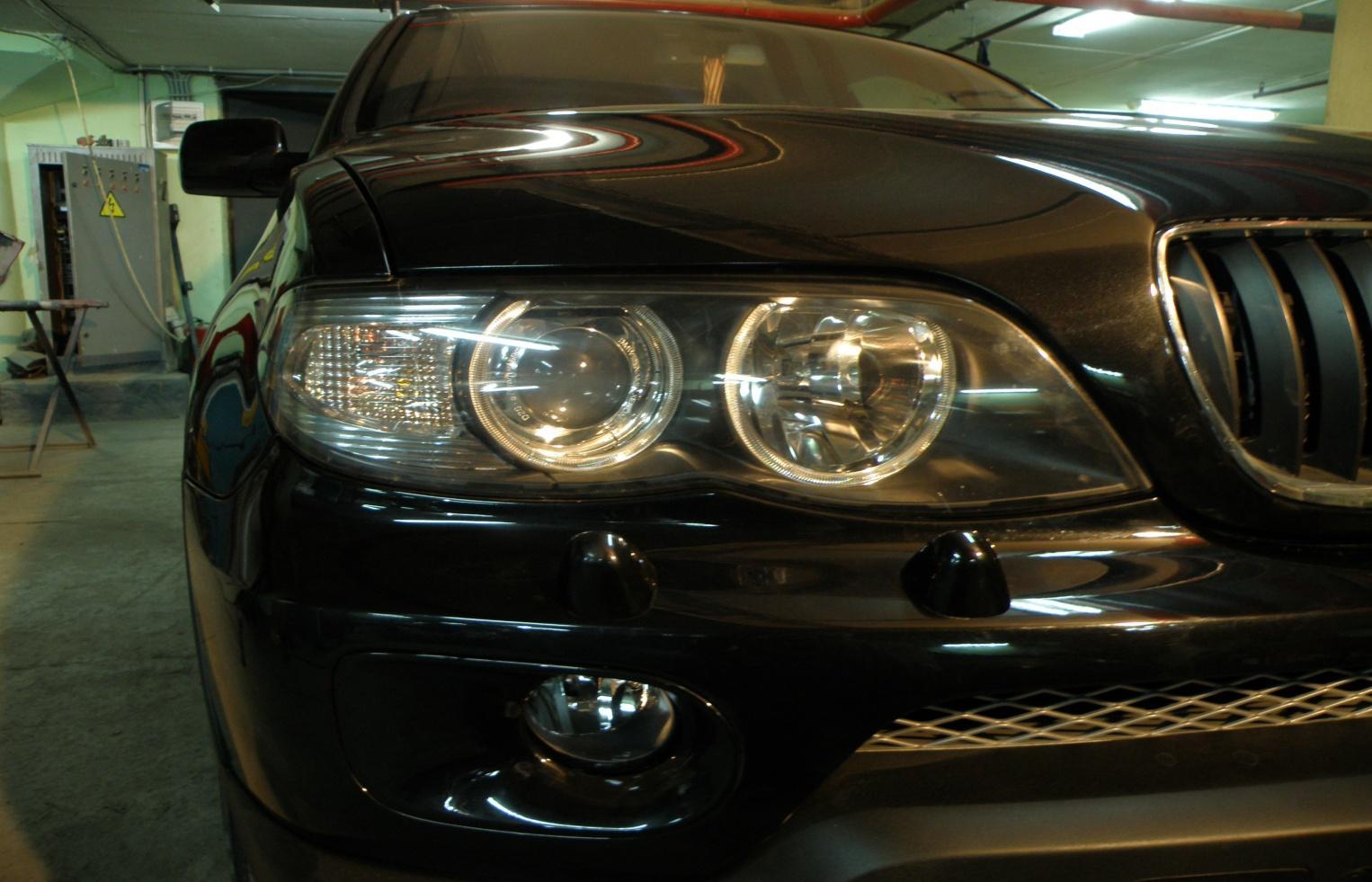 BMW X5 E53 2005г